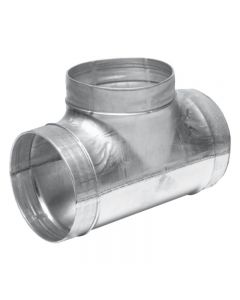 Blauberg Metal Equal T Splitter Piece
