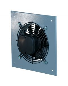 Wall Mounted Plate Axial Flow Extractor Fan Heavy Duty for Catering Commerical and Industrial Ventilation - 1 phase