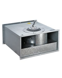Blauberg 1-Ph, Box F Rectangular In Line Centrifugal Fan