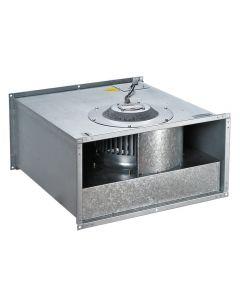 Blauberg 3-Ph, Box F Rectangular In Line Centrifugal Fan