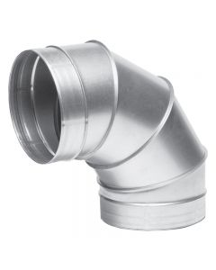 Blauberg 90 Degree Ventilation Ducting Metal Bend