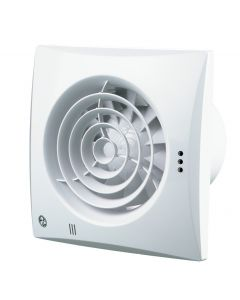 Ultra Quiet dMEV Extractor Fan Decentralised Mechanical Extract Ventilation Continual Operation