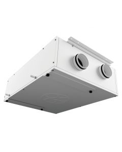 Blauberg EC DB MVHR Slimline Low Profile Ceiling Void Mounted Heat Recovery Ventilation Unit