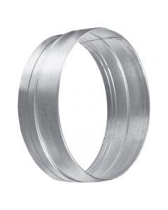 Blauberg Metal Male Ventilation Duct Coupler