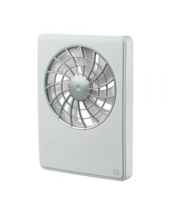 Blauberg Smart PIR Intelligent Humidity Controlled Bathroom Extractor Fan - Ice White