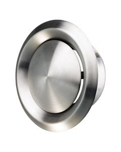 Blauberg Stainless Steel Circular Ceiling Air Valve Disc Vent