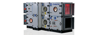Large Heat Recovery Air Handling Units