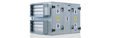 Commercial Heat Recovery Ventilation Units